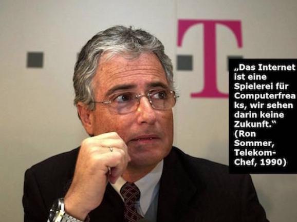 Telekom Chef - Es kommt anders