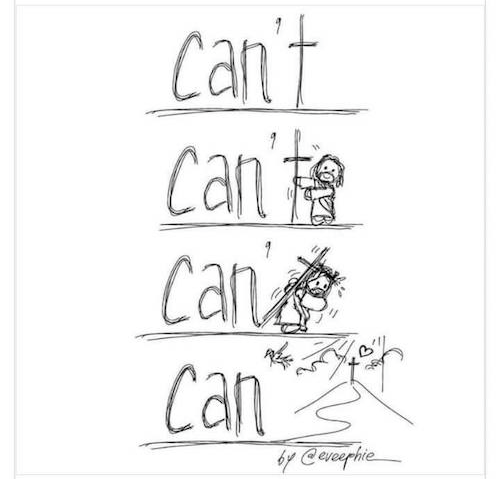can´t