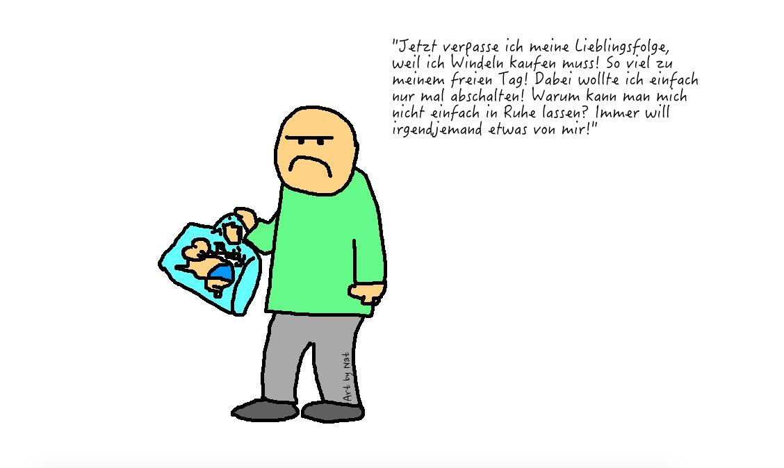 Nörgeln_Comic